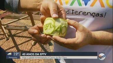 EPTV 40 anos: conheça características, a história e as tradições de Carmo do Rio Claro - EPTV 40 anos: conheça características, a história e as tradições de Carmo do Rio Claro