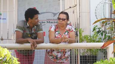 Aldri conhece Conceição Macêdo, idealizadora de projeto que acolhe pessoas soropositivas - Aldri conhece Conceição Macêdo, idealizadora de projeto que acolhe pessoas soropositivas