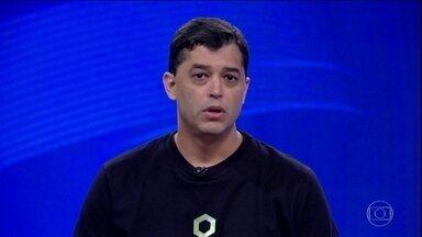 Ex-deputado federal Indio da Costa é preso no Rio - Ele é suspeito de participar de um suposto esquema de corrupção nos Correios. As fraudes teriam causado prejuízo de R$ 13 milhões.