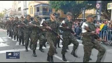 Confira as comemorações do 7 de setembro no Sul de Minas - Confira as comemorações do 7 de setembro no Sul de Minas