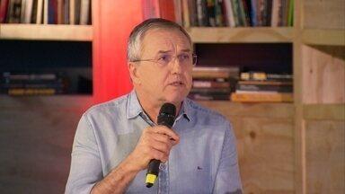 Veja a entrevista completa com Laurentino Gomes