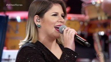 Marília Mendonça canta 'Ciumeira' - Confira