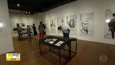 Programação cultural celebra 170 anos do nascimento de Joaquim Nabuco - Fundação que leva o nome do abolicionista ofereceu atividades para adultos e crianças no domingo (8).