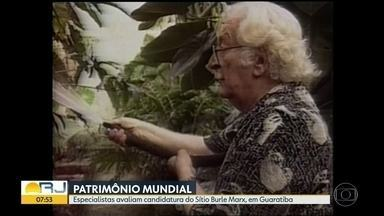 Sítio Burle Marx, em Guaratiba, está perto de se tornar patrimônio mundial - Comissão da Unesco chega ao Rio em breve para avaliar a candidatura. O sítio é um laboratório à céu aberto e é considerado o maior e mais importante registro de um dos principais paisagistas brasileiros.