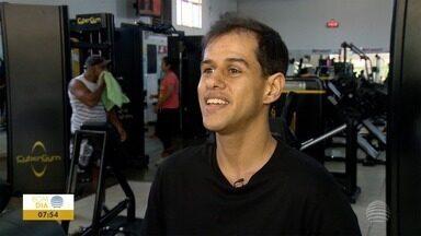 Nova rotina de vida ajuda homem a eliminar 25 kg - Veja a história do Rafael, no 'Perdendo peso, ganhando saúde'.