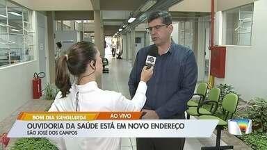 Ouvidoria da Saúde atende em novo endereço em São José - Mudança acontece a partir desta segunda.