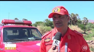 Provocar queimadas em Picos pode gerar multa de até R$ 50 mil - Provocar queimadas em Picos pode gerar multa de até R$ 50 mil