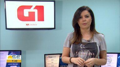 Veja os destaques do G1 Sergipe - Veja os destaques do G1 Sergipe.