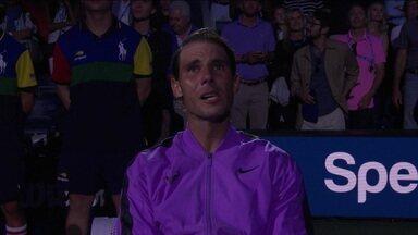 Rafael Nadal vence Aberto dos Estados Unidos e conquista 19º título de Grand Slam - Rafael Nadal vence Aberto dos Estados Unidos e conquista 19º título de Grand Slam