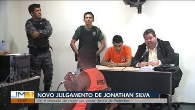 Pistoleiro que matou jornalista Décio Sá é julgado no Maranhão - Jhonatan Silva responde pela morte de um preso, dentro do Complexo de Pedrinhas.