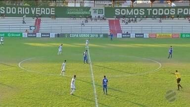 Após golear o Sinop o Luverdense assumiu a liderança da Copa FMF - Após golear o Sinop o Luverdense assumiu a liderança da Copa FMF.