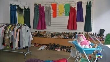 Bazar popular de roupas começa nesta quarta-feira em Tatuí - Começa nesta quarta-feira (10), em Tatuí (SP), um bazar popular de roupas novas e seminovas. Segundo os organizadores, as peças vão ser vendidas com preços bem baixos.