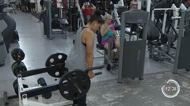 Busca por atividade física aumenta em temperaturas mais quentes - Veja reportagem.