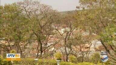 EPTV 40 anos: Morro Bom Jesus atrai turistas em Ribeirão Bonito - Confira a história da capela de Nossa Senhora Aparecida, que fica no local.