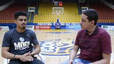 Adaptado a Mogi, Alexey tem ótimo início no novo time - Armador concedeu entrevista ao GloboEsporte.com e falou sobre diferentes assuntos.
