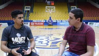 Alexey explica decisão de deixar o Franca e abraçar projeto do Mogi - Armador concedeu entrevista ao GloboEsporte.com e falou sobre diferentes assuntos.