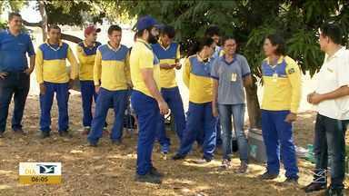 Serviços dos Correios são prejudicados em Imperatriz - Funcionários reivindicam reajuste salarial e a manutenção de direitos trabalhistas da categoria.