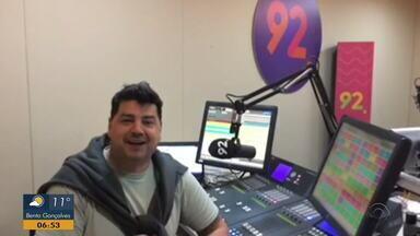 Confira dicas de shows da rádio 92 para este fim de semana - Assista ao vídeo.