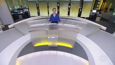 Jornal Hoje - Edição de sexta-feira, 13/09/2019 - Os destaques do dia no Brasil e no mundo, com apresentação de Sandra Annenberg.