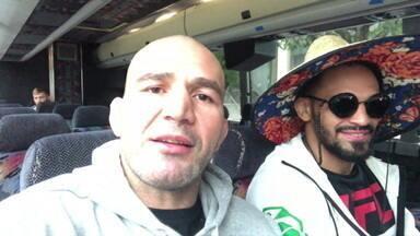 Brasileiros do UFC Vancouver falam sobre expectativas para lutas de sábado - Brasileiros do UFC Vancouver falam sobre expectativas para lutas de sábado