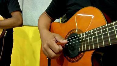 'Alto-falante' contou a história do cantor Marcelinho Gomes - Parte 1 - 'Alto-falante' contou a história do cantor Marcelinho Gomes - Parte 1
