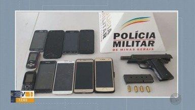 Foragido da Justiça é morto durante troca de tiros com policiais em Jacuí (MG) - Foragido da Justiça é morto durante troca de tiros com policiais em Jacuí (MG)