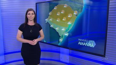 Temperaturas aumentam neste domingo (15) e sol predomina o RS - No fim da tarde, tem risco de chuva em algumas regiões.