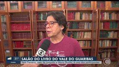 Neta de Lampião participa do Salão do Livro do Vale do Guaribas, em Picos - Piauí - Neta de Lampião participa do Salão do Livro do Vale do Guaribas, em Picos - Piauí