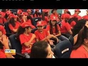 Projeto social orienta crianças e jovens sobre importância da resiliência - Iniciativa é desenvolvida pelo Corpo de Bombeiros.