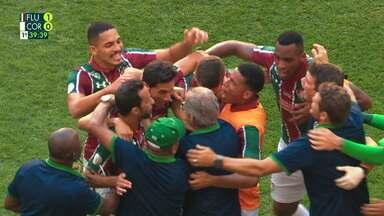 O gol de Fluminense 1 x 0 Corinthians pela 19ª rodada do Brasileirão 2019 - O gol de Fluminense 1 x 0 Corinthians pela 19ª rodada do Brasileirão 2019