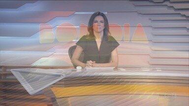 Bom Dia Brasil - Edição de segunda-feira, 16/09/2019 - O telejornal, com apresentação de Chico Pinheiro e Ana Paula Araújo, exibe as primeiras notícias do dia no Brasil e no mundo e repercute os fatos mais relevantes.