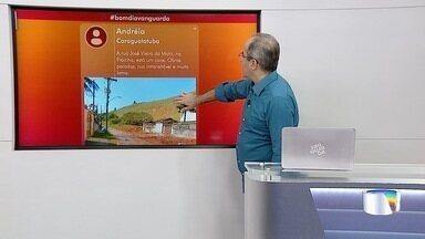 Confira participação do público no Bom Dia Vanguarda - Público participa pelas redes sociais.