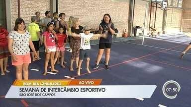São José realiza semana de intercâmbio esportivo - 25 mil alunos de unidades esportivas vão ter semana diferente em outras modalidades.