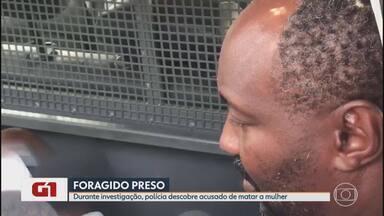 Condenado por matar mulher há mais de 15 anos em BH é preso em investigação por tráfico - Foragido desde 2015, o homem estava na zona rural de Lassance, no Norte de Minas.