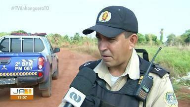 Corpo encontrado às margens de estrada de chão em Araguaína é identificado - Corpo encontrado às margens de estrada de chão em Araguaína é identificado