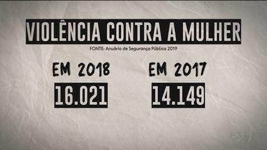 Aumentam os casos de violência contra a mulher - Em 2018, 61 mulheres foram vítimas de feminicídio no Paraná. Como evitar? Denunciando