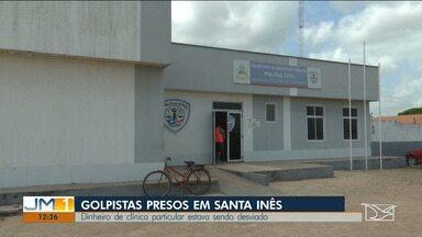 Polícia Civil desvenda esquema de desvio de dinheiro de uma clínica particular no MA - A investigação foi iniciada depois que a vítima, o dono da clínica, percebeu uma queda no faturamento.