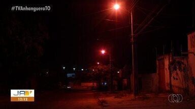 Energisa fala sobre oscilação de energia que prejudica moradores em rua de Taquaralto - Energisa fala sobre oscilação de energia que prejudica moradores em rua de Taquaralto