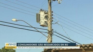 Cerca de R$130 milhões de reais devem ser devolvidos a moradores da área rural de Rondônia - Mais de 27 mil pessoas pagaram para ter a própria rede elétrica.