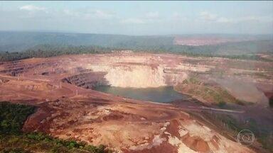 Mineradoras que seguem normas levam desenvolvimento à comunidades da Amazônia - Jornal Nacional mostra exemplos de quando a exploração é aliada da preservação da floresta.