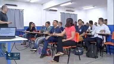 Estudantes da região de fronteira terão que ser vacinados contra o sarampo - Ministério da Saúde lançou em Ponta Porã campanha de vacinação.
