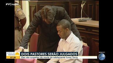 Pastores suspeitos de matar o adolescente Lucas Terra em 2001 vão a júri popular - O crime aconteceu há 18 anos e até hoje os acusados não foram julgados.