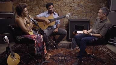 Nilze Carvalho - Apresentação (1990)