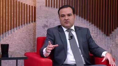 Ministro Jorge Oliveira, o homem forte do Planalto
