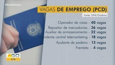 Confira vagas de emprego abertas para Goiânia - Veja como candidatar-se.