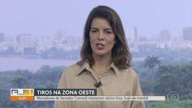 RJ1 - Edição de quinta-feira, 19/09/2019 - O telejornal, apresentado por Mariana Gross, exibe as principais notícias do Rio, com prestação de serviço e previsão do tempo.