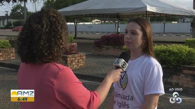 Olimpíada da língua inglesa incentiva estudantes em Roraima - Oportunidade é para estudantes do ensino médio que tenham domínio do idioma.