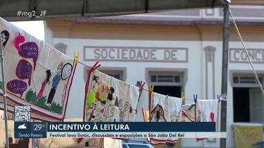 Felit movimenta apaixonados por cultura em São João del Rei - Evento, que chega à 13ª edição, vai até domingo (22) na cidade histórica.