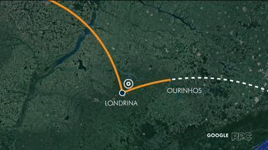Queda de avião em Londrina completa 50 anos - Acidente foi em 1969 e 19 pessoas morreram.