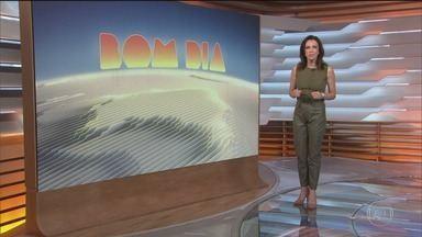 Bom Dia Brasil - Edição de sexta-feira, 20/09/2019 - O telejornal, com apresentação de Chico Pinheiro e Ana Paula Araújo, exibe as primeiras notícias do dia no Brasil e no mundo e repercute os fatos mais relevantes.